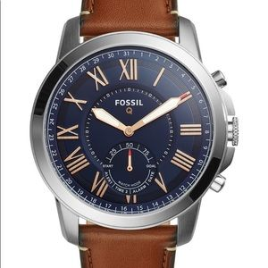 Fossil - Q Grant Hybrid Smartwatch 44mm